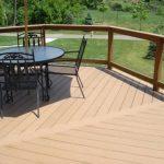 deck glass railing
