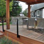 deck glass railing 2